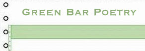 Green Bar Poetry