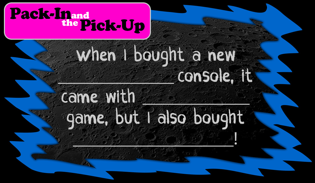 What game did you want for your new console?
