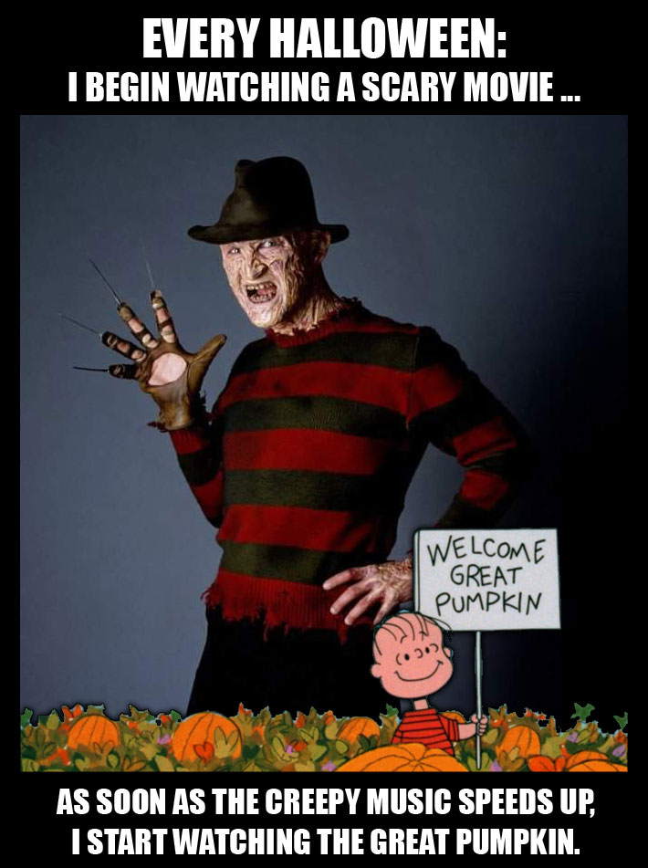 Freddy and the Great Pumpkin