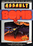 Bomb's Assault for Atari 2600 Classic Retro Gaming Video Game Review