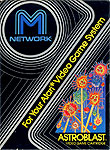 M Network Astroblast for Atari 2600 Classic Retro Gaming Video Game Review