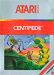 Atari Centipede for Atari 2600 Classic Retro Gaming Video Game Review