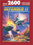 Atari Defender for Atari 2600 Classic Retro Gaming Video Game Review