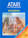 Defender for Atari 2600 Classic Retro Gaming Video Game Review