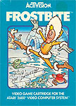Activision's Frostbite for Atari 2600 Classic Retro Gaming Video Game Review
