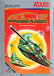 Atari Galaxian for Atari 2600 Classic Retro Gaming Video Game Review