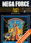 20th Century Fox Mega Force for Atari 2600 Classic Retro Gaming Video Game Review