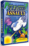 Seaweed Assault for Atari 2600 Classic Retro Gaming Video Game Review