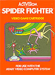Activision Spider Fighter for Atari 2600 Classic Retro Gaming Video Game Review