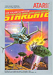 Atari Stargate - Defender II for Atari 2600 Classic Retro Gaming Video Game Review