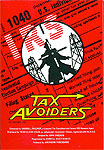 American Videogame Tax Avoiders for Atari 2600 Classic Retro Gaming Video Game Review