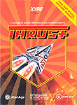 XYPE's Thrust for Atari 2600 Classic Retro Gaming Video Game Review