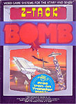 Bomb's Z-Tack for Atari 2600 Classic Retro Gaming Video Game Review