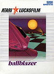 LucasFilm Ballblazer for Atari 5200 Classic Retro Gaming Video Game Review