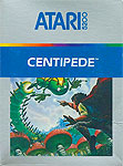 Atari's Centipede for Atari 5200 Classic Retro Gaming Video Game Review