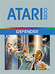Atari Defender for Atari 5200 Classic Retro Gaming Video Game Review