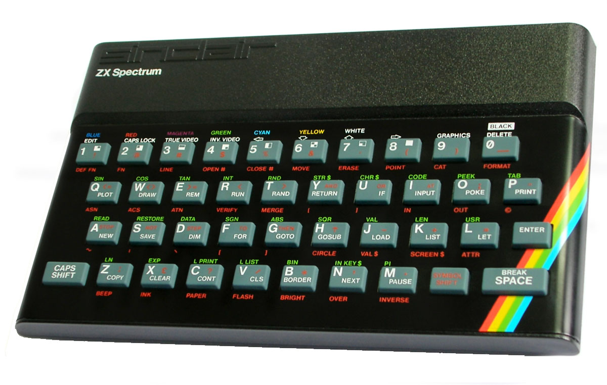 Sinclair ZX Spectrum - Speccy Nation