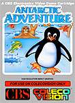 Konami's Antarctic Adventure for Colecovision Classic Retro Gaming Video Game Review