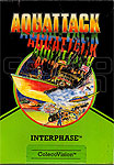 Interphase's Aquattack for Colecovision Classic Retro Gaming Video Game Review