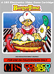 Coleco's BurgerTime for Colecovision Classic Retro Gaming Video Game Review