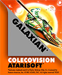 Atarisoft Galaxian for Colecovision Classic Retro Gaming Video Game Review