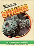 Parker Brothers' Gyruss for Colecovision Classic Retro Gaming Video Game Review