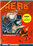 Activision's H.E.R.O. Helicopter Emergency Rescue Operation for Colecovision Classic Retro Gaming Video Game Review