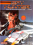 Coleco's Spy Hunter for Colecovision Classic Retro Gaming Video Game Review