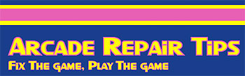 Arcade Repair Tips Vol. 4 DVD Classic Retro Gaming Video Game Review