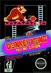 Donkey Kong Pauline Edition for Nintendo NES Classic Retro Gaming Video Game Review