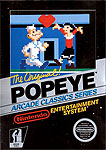 Nintendo Popeye for Nintendo NES Classic Retro Gaming Video Game Review