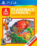 AtGames' Atari Flashback Classics Vol. 1 for Sony PS4 Classic Retro Gaming Video Game Review