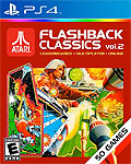 AtGames' Atari Flashback Classics Vol. 2 for Sony PS4 Classic Retro Gaming Video Game Review