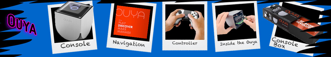 Classic Video Games Ouya