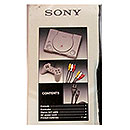 Sony Playstation box