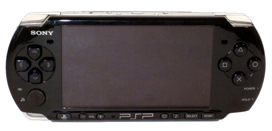 The  Sony  Psp  Playstation Portable  Put Portability Into