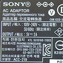 Sony PS TV micro console ports & connections