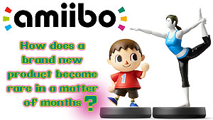 Nintendo's amiibo sales are thriving with collectors, but is anyone using them in-game?