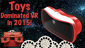 As Oculus Rift doubles in price and requirements, Mattel brought VR to market for Christmas