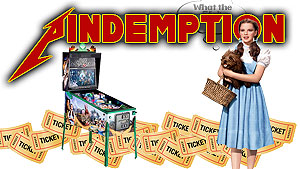 Pindemption- will combining redemption w/ pinball boost interest & engagement w/ real arcade games?